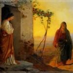 Воскресіння праведного Лазаря. Лазарева субота.