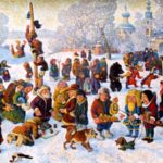 Зимовий цикл свят